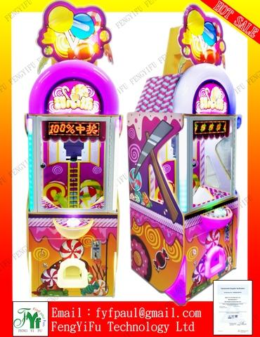 Candy Machine/Gift Machine/Toys machine for game machine
