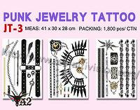 PUNK JEWELRY TATTOO