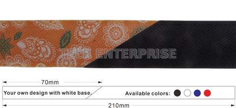 Customize handlebar tape and bar end plugs