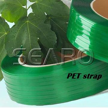 Full auto/ manual packing grade PET strapping
