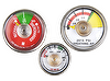 Stainless Steel Pressure Gauge for Fire Extinguishers
