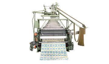 Auto Jacquard Weaving Machine Ton Key Industrial Co Ltd