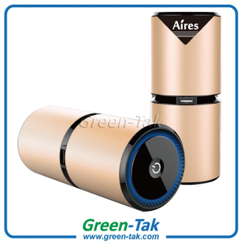 Aires Negative Ions Air Purifier