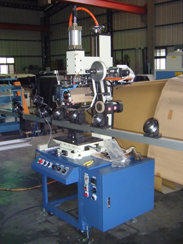 Surface heat transfer machine : YC-811