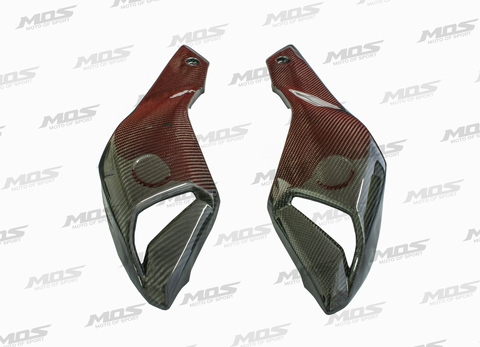 Carbon Fiber Air Duct Covers for Yamaha MT-07
