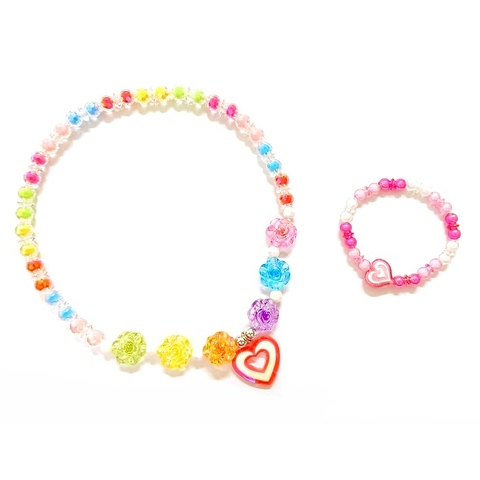 珠中珠手鍊,項鍊,兒童珠寶,兒童首飾