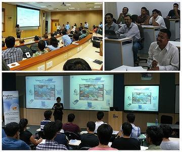 Explore Your Career Future with Taiwan - India Career Seminar