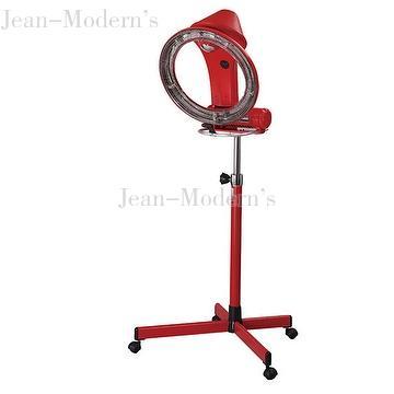 Rotating Beauty Hair Dryer_jean-modern's