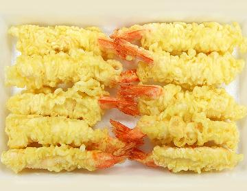 Taiwan Tempura Shrimp Agricultural Foods Other Prepared Food