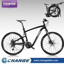 Travel folding bike-ChangeBike 26 inch Lightweight Bike DF-611MB Size:19