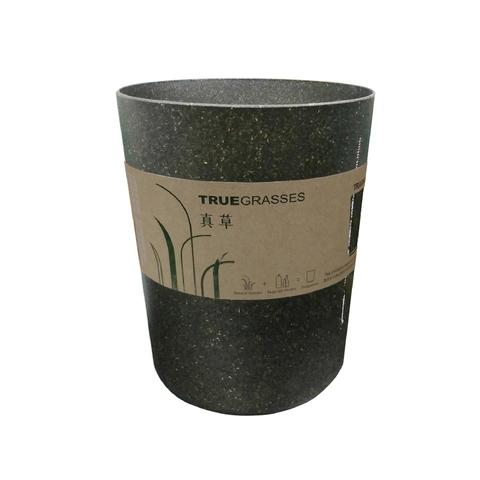Truegrasses Waste Paper Bin-Grass
