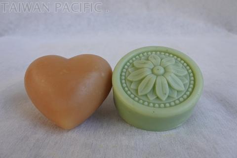 Superine clay handmade soap