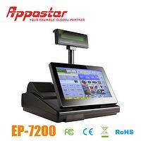 Appostar ECR POS EP7200 Front