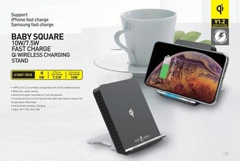 U10QT-7010 Qi  WIRELESS CHARGING 10W/7.5W