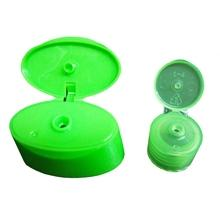 Flip top cap mold