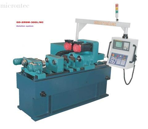 Two Spindles Center Hole Gun Drilling Machine