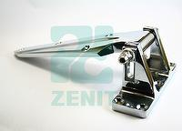 Adjustable door hinge for cool room, refrigeration, freezer, warming humidity holding cabinet