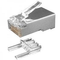 EXW - Cat6 Shielded 8P8C RJ45 Connector