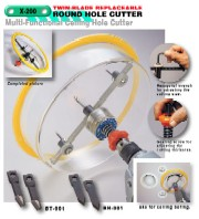 adjustable hole saw