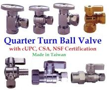 Angle valve/ straight valve/ Quarter Turn Ball Valve