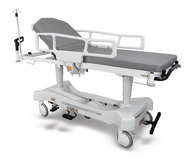 Cogent E220 Transport Stretcher-01