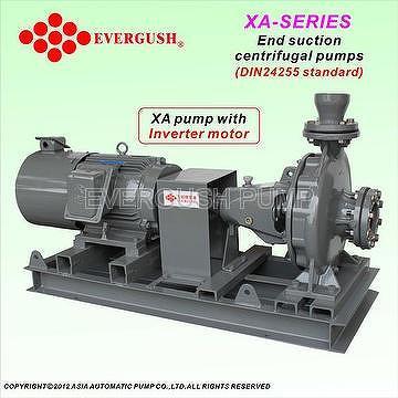 XA End suction centrifugal pump(DN24255)