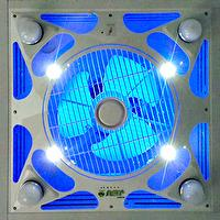 Negative ioniaed Energy saving light fans