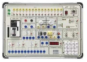 Programmable Logic Controller (MITSUBISHI PLC) Trainer