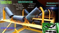 Rubber Belt Conveyor Parts