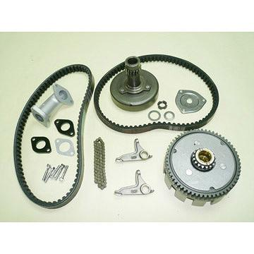 CLUTCH PULLEY PARTS