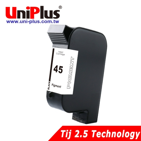 HP45 solvent ink cartridge  (TIJ 2.5)
