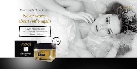 Vivace Skincare Anti oxidation bright face night cream