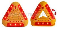 LED Warning Triangle Light