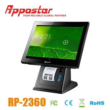 Appostar Android POS RP2360 Front