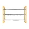 3 Tier extendable shoe rack