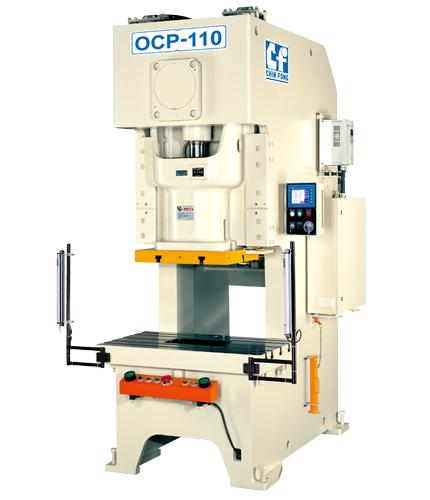 Taiwan C-Frame mechanical press machine | CHIN FONG MACHINE ...