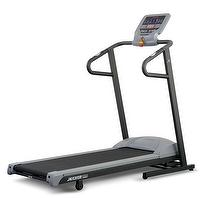 DC Motorized Treadmill For Home Use Vip 698