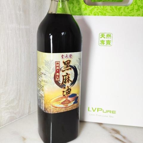 Tasty Black Sesame Oil 01