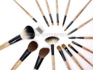 Make-up Wood Brush Set-15 pcs P1PM