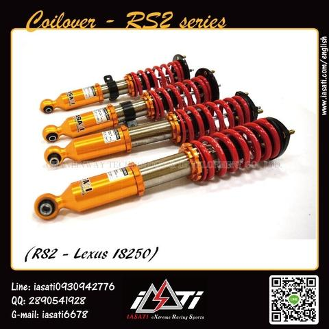 Taiwan For Lexus IS250 Coilovers/ Suspension kits/ Shock