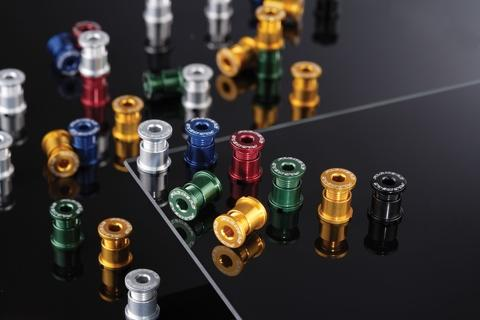 Chainring bolts for Singles