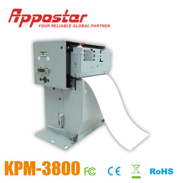 Appostar Printer Module KPM3800 Front View