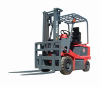 Four Wheels Electric Forklift