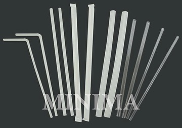 100% Biodegradable & Compostable Straws