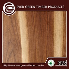 4x8 size walnut veneer laminate sheet for mdf wall panel