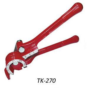 Grease Coupler Lock Pliers High-Pressure Grease Fitting Double Handle B4F2