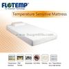 Flotemp Temperature Sensitive Mattress-Wide Single