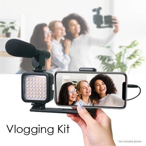 Vlogging & YouTuber Kit KB5-36DC tiktok kit