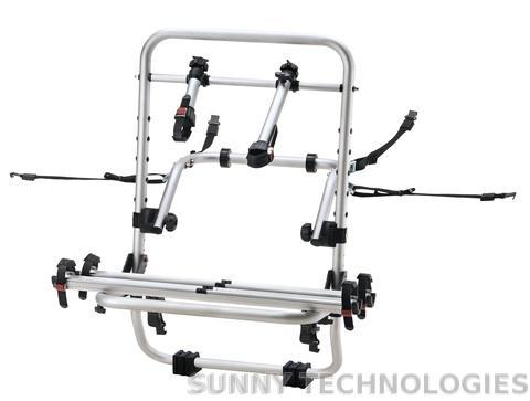 Universal Rear Mounted Aluminum Alloy Bike Carrier