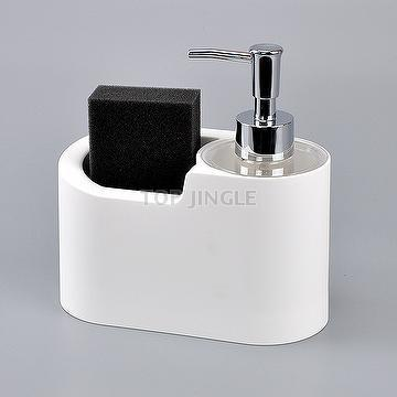 Soap Dispenser with Sponge Holder | TOP JINGLE DEVELOPMENT ...